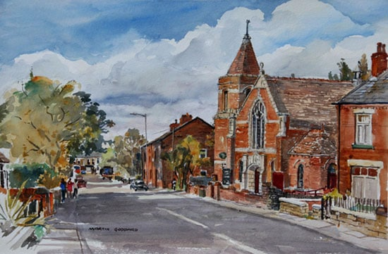 George Lane, Bredbury