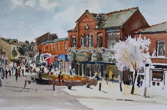 Marple, Market Street