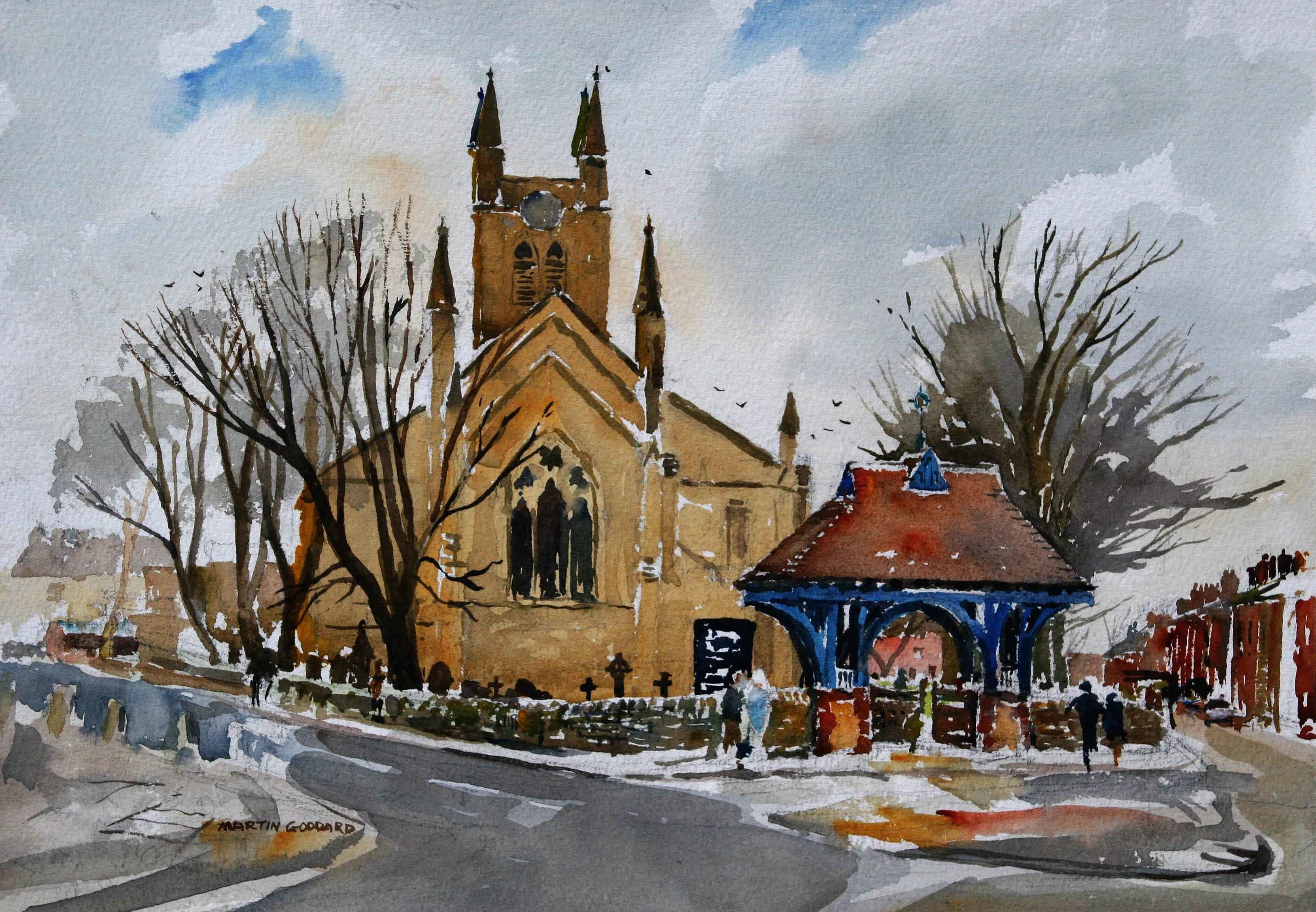 St Marks, Bredbury