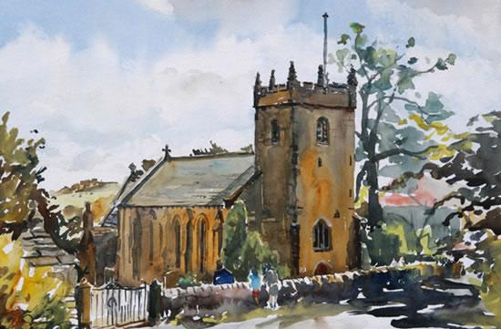 Taxal Church