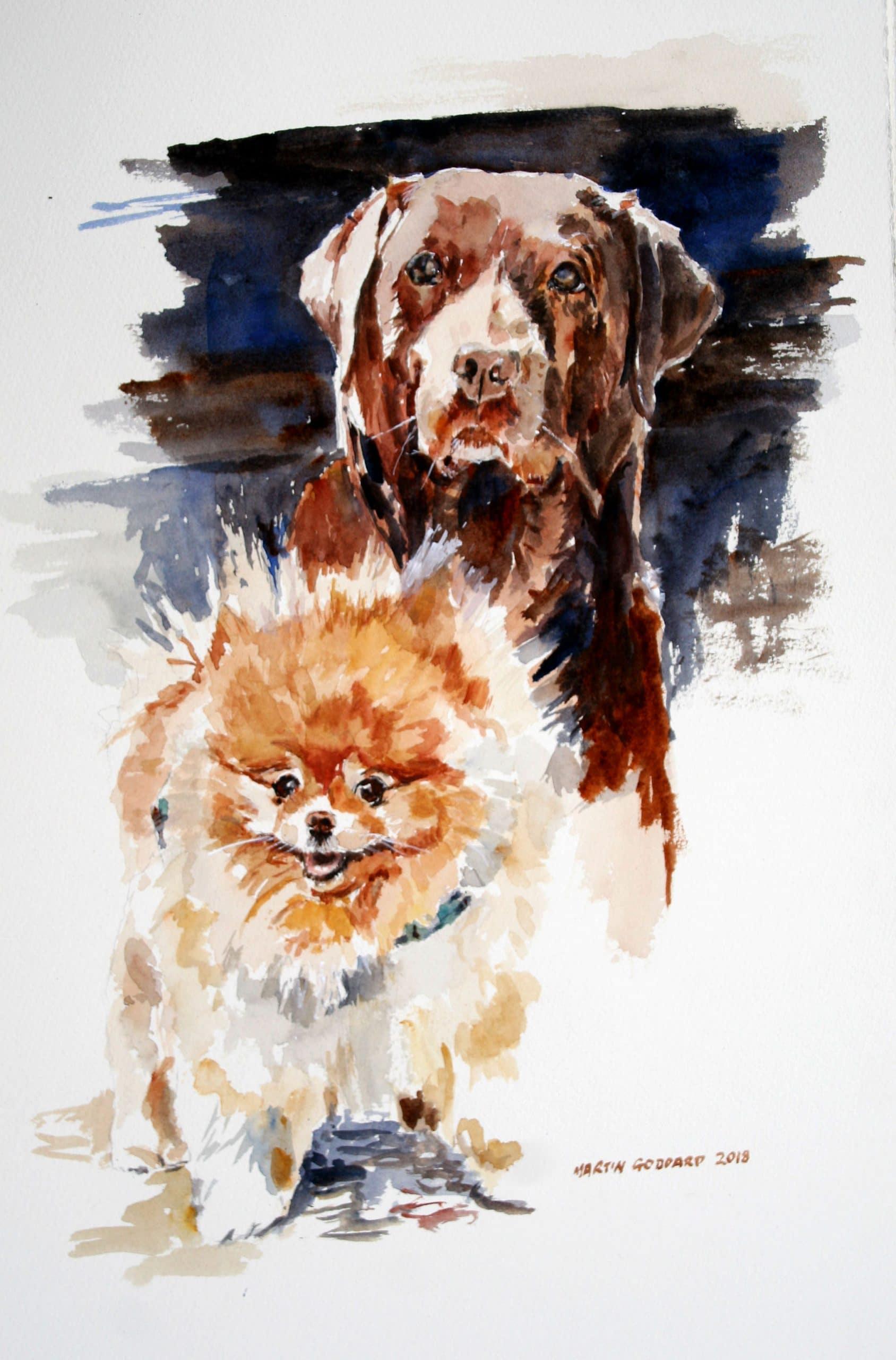 Hollybush Farm Dogs
